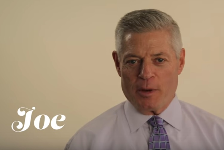 Joe's Testimonial
