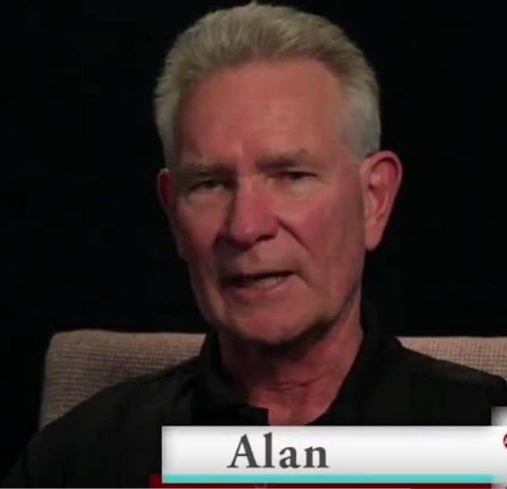 Alan's Testimonial