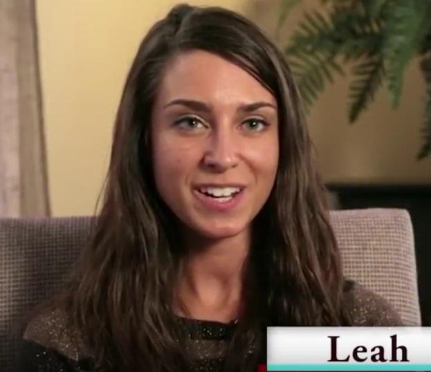 Leah's Testimonial